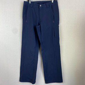 LULULEMON Navy Straight Leg Pant